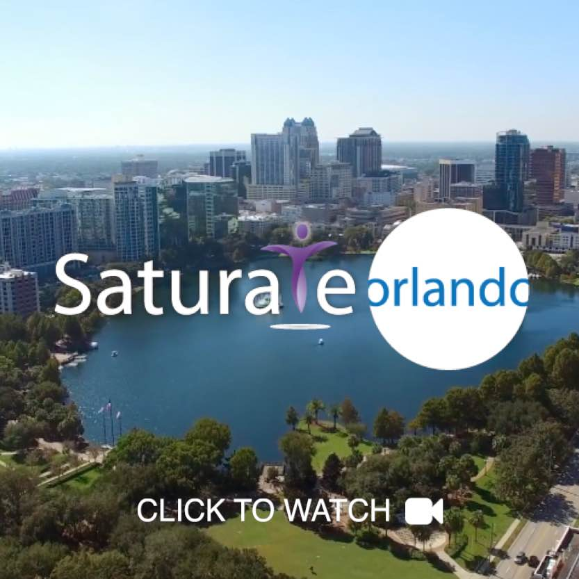 Saturate Orlando Video Image